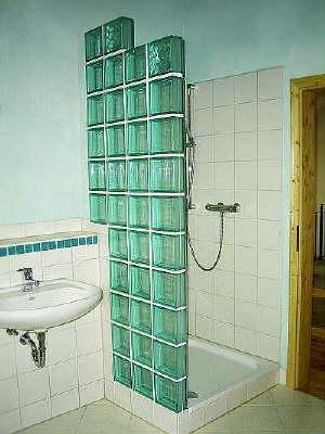 Duschen for Dusche glasbausteine